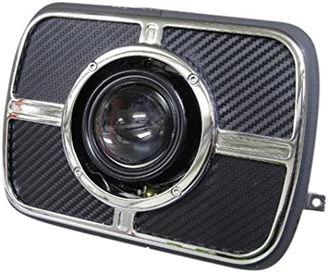 Eagle L320A 10 W Spot Halogène PIR DEL Noir