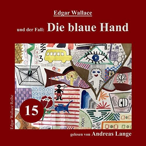 Die blaue Hand Titelbild