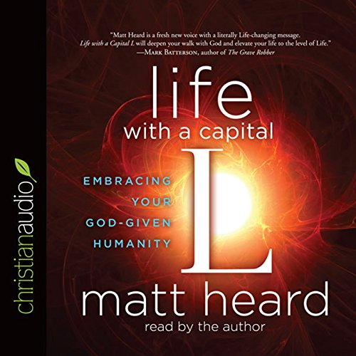 Life with a Capital L audiobook cover art