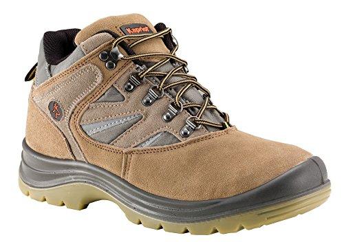 Kapriol, Sioux - Zapatillas de seguridad caña alta, número 40, 41, 42, 43, 44, 45, 46, NUM.42, 1