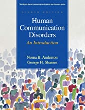 Best human communication disorders an introduction 8th edition Reviews