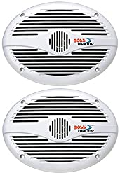 BOSS Audio Systems MR690 350 Watt Per Pair, 6 x 9 Inch