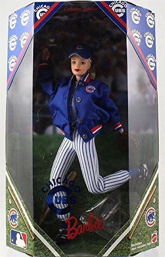 Barbie Chicago Cubs