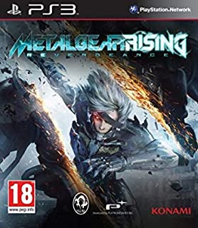 Metal Gear Rising: Revengeance PS3 Oyun