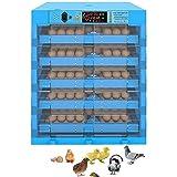 LWDDT Huevos Incubadora, Grande 320 Huevos De Pollo Automática Volviendo Poultry Hatcher, Incubadora De Huevos Autom Áticos Torneado, For Granja Eclosión Duck Control De Humedad Geotrygon Temperatura