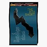 Amelius Short The Poster Big, Beeindruckende Poster für