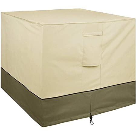 Details about  /For Outside Units Cover Waterproof Windproof AC Cover High Quality New