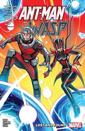 Ant-Man and The Wasp: Lost And Found (Ant-Man & The Wasp (2018) Book 1) (English Edition)