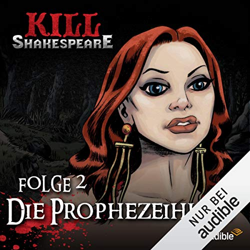 Die Prophezeihung audiobook cover art