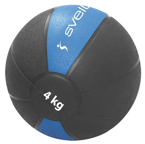 Sveltus-Balón de Ejercicio, 4 kg