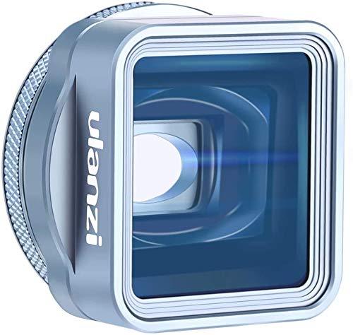 Ulanzi 1.33XT アナモルフィック ワイドスクリーンビデオレンズ スマートフォンで映画撮影 52mmフィルター...