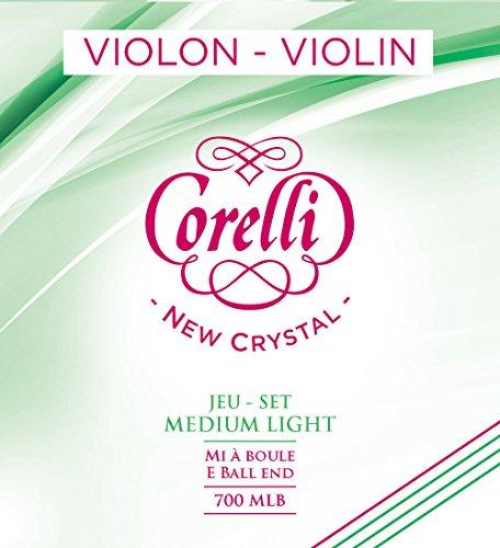 Corelli Saiten für Violine Crystal - Medium