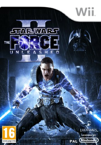 Star Wars: The Force Unleashed II (Wii) [Edizione: Regno Unito]