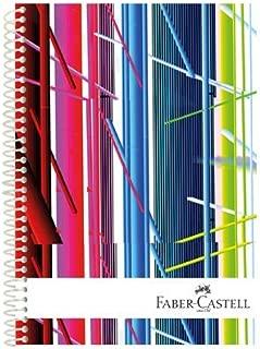 Faber-Castell 5075400409 Festival Sert Kapak Seperatörlü Defter