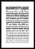 artissimo, Spruch-Bild gerahmt, 51x71cm, PE6037-ER,