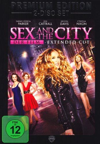 Sex and the City - Der Film (Premium Edition) (2 DVDs)