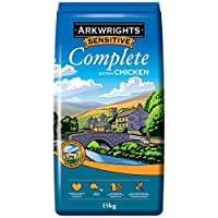 Whole grain cereals and extra chicken Sporting and working dogs Sensitive diet