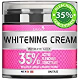 Best Body Whitening Creams - Bleaching Cream for Intimate Areas - Made in Review