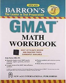 Gmat Math Workbook by Ender Markal - Paperback
