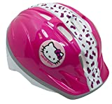 HELLO KITTY 802065 Casque Mixte Enfant, Rose/Blanc