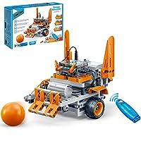 BanBao 6925 STEM ブロック建築ロボット 知育玩具 小学生 ブロック おもちゃ 8歳 誕生日プレゼント 男の子 (6歳以上)
