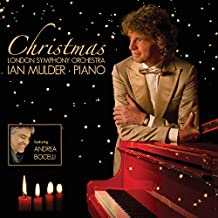 Christmas: pianist Ian Mulder, feat. Andrea Bocelli must-have inspirational for the holidays