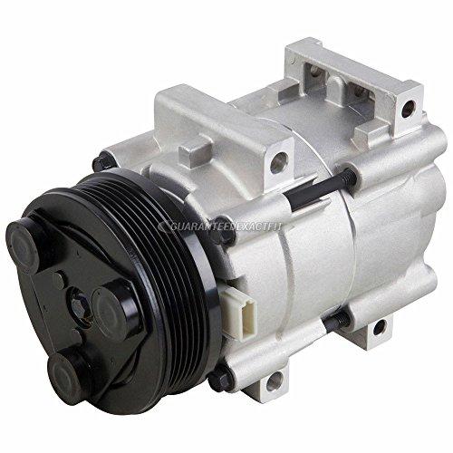 AC Compressor & A/C Clutch For Ford Taurus Mercury Sable 2001 2002 2003 2004 2005 2006 2007 -...