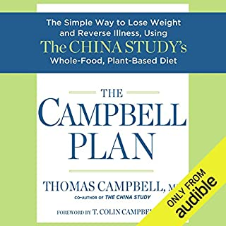 The Campbell Plan                   Written by:                                                                                                                                 Thomas Campbell                               Narrated by:                                                                                                                                 Mark Cabus                      Length: 9 hrs and 36 mins     3 ratings     Overall 5.0