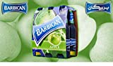 "Barbican Apple Flavor Malt Beverage "" Non Alcoholic "" Drink - Pack of 6 Glass Bottles 330ML !"