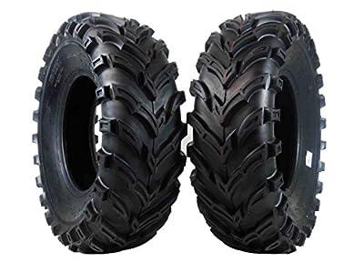 New MASSFX MS ATV/UTV Tires 26x9-12 Front, Set of 2 26x9x12 26x9/12