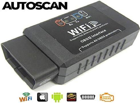 Best OBD2 Scanner ELM327 OBD II Car Engine Diagnostic Tool OBD 2 Car Code Reader with Software product image