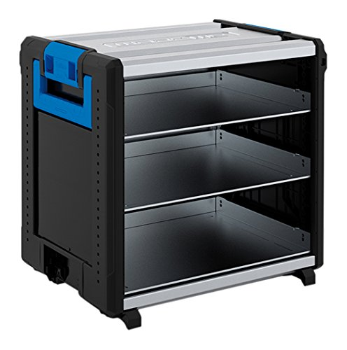 Sortimo 1000003813 WorkMo 24-500 inkl. drei Boxxenböden leer