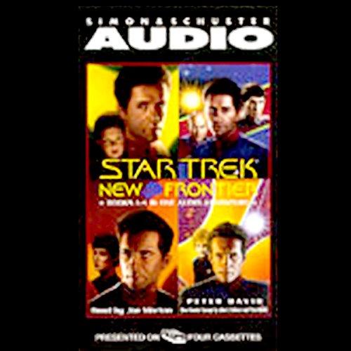 Star Trek, New Frontier cover art