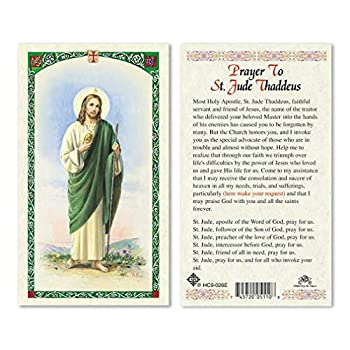 Best saint jude prayer cards Reviews