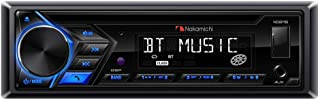 Nakamichi NQ811B Bluetooth CD MP3 Player Car Stereo Receiver with Built-in Bluetooth Hands-Free Calling Music Streaming US... photo