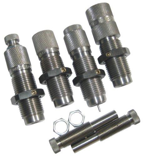 Lyman Reloading 9mm Luger Carbide 4 Die Set