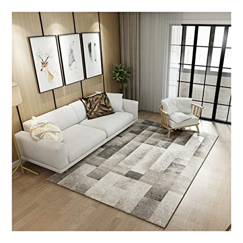 Area tapijten streep patroon korte stapel salontafel bank deken rechthoek wasbaar HAODAMAI