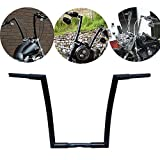 BBUT 12'' 14'' 16'' Rise 1 1/4'' APE Hanger Handlebar Handle Bar...