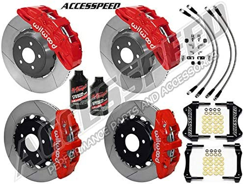 WILWOOD CAMARO BIG BRAKE Max 90% OFF KIT FRONT Max 60% OFF WITH PACKAGE FRE REAR COMBO
