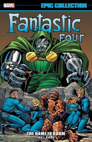 Fantastic Four Epic Collection: The Name is Doom