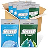 Best Brands Of Cough Drops - Hall's (HAM9L) Relief Variety Pack Mountain Menthol Review