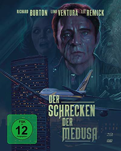 Der Schrecken der Medusa - Mediabook B (+ DVD) [Blu-ray]