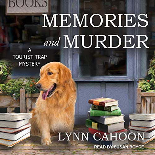 Memories and Murder Audiobook By Lynn Cahoon cover art