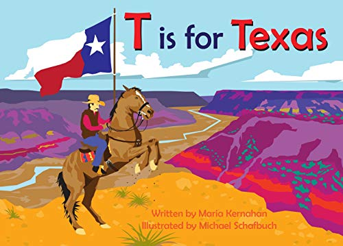 T is for Texas (Alphabet Cities)
