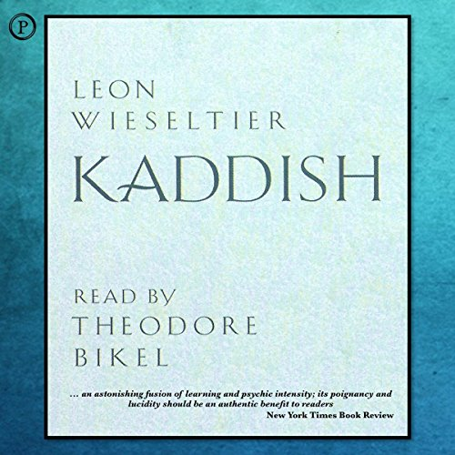 Kaddish audiobook cover art
