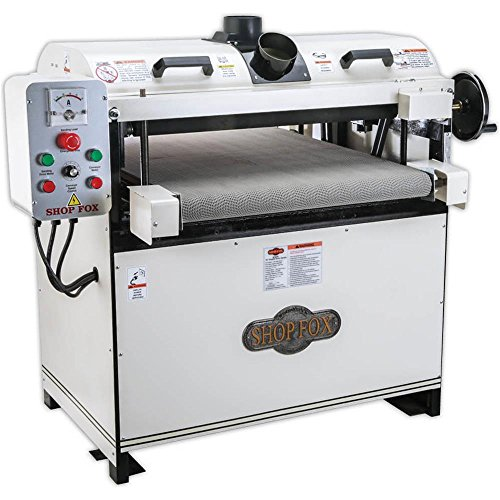 SHOP FOX W1678 5 HP 26-Inch Drum Sander