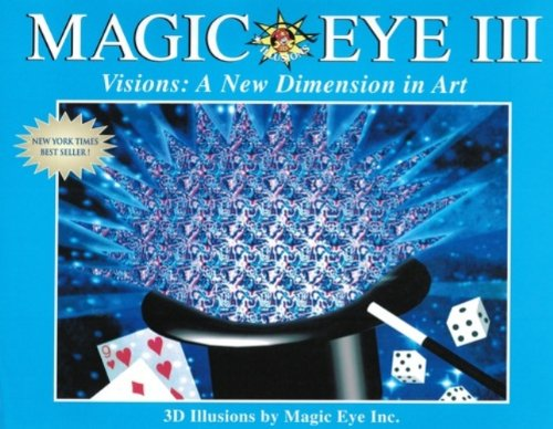 Magic Eye: Vol 3 (N E Thing Enterprises)