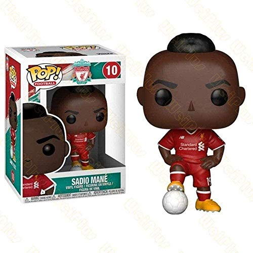 Pop Figure Liverpool Football Club Sadio Mane Collectible Vinyl Figure