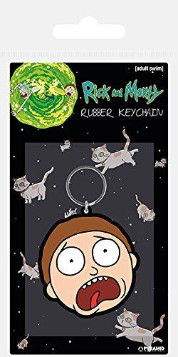 Pyramid International Rick & Morty - Llavero Morty