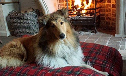 Dog's Companion® Hundebett Royal Stewart Large